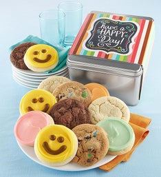 Cheryl's Have a Happy Day Cookie Gift