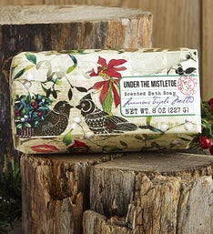 Luxurious Triple Milled Holiday Bath Soap