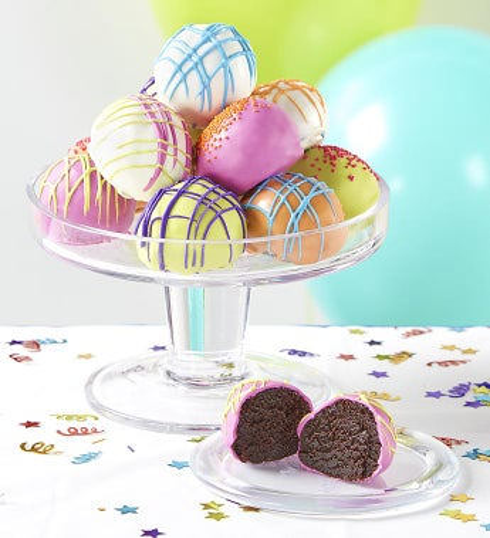Happy Birthday! Cake Truffles