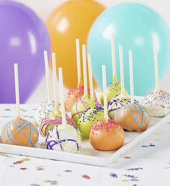 Best Birthday Ever Truffle Cake Pops
