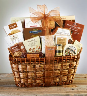 Natures Bounty Gourmet Gift Basket
