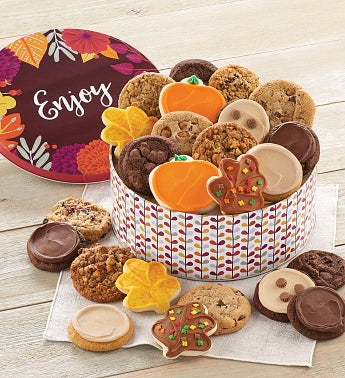 Fall Gift Tin - Fall Assortment