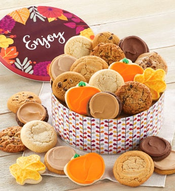 Fall Gift Tin - Create Your Own Assortment
