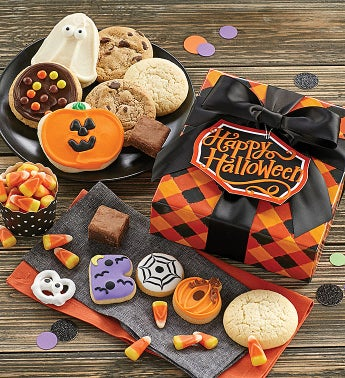 Halloween Treats Box