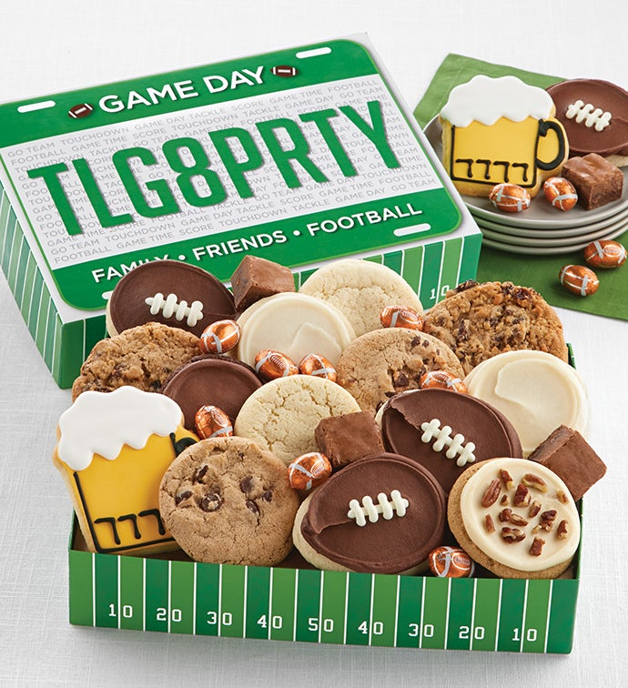 Tailgate Party Box