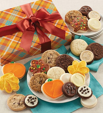 Fall Flavor Treats Gift Box