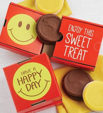 Have a Happy Day 2 Pack Cookie Card