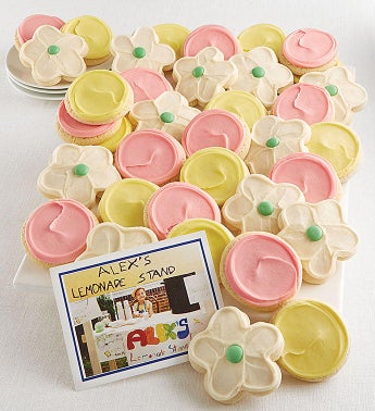 Alex39s Lemonade Stand Cookie Gift Box