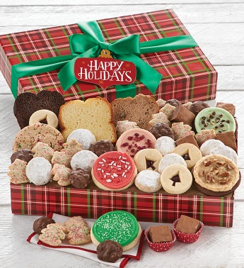 Traditional Bakery Assortment - Medium