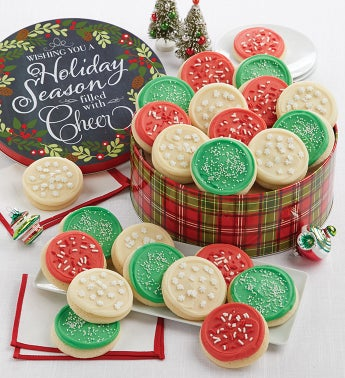 Holiday Cheer Gift Tin