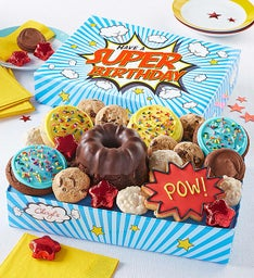 Super Birthday party in a Box