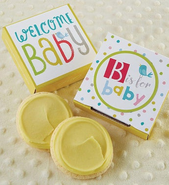 B is for Baby Cookie Card