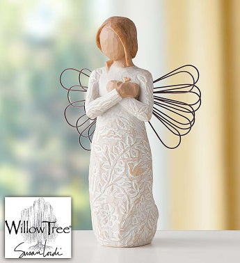Willow Tree Remembrance Angel Keepsake