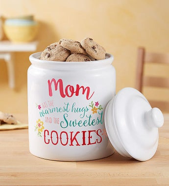Cookie Jar for Mom or Grandma  Cheryls Cookies