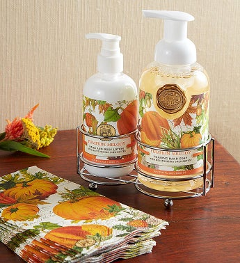 Michel Design Works Pumpkin Melody Spa Set