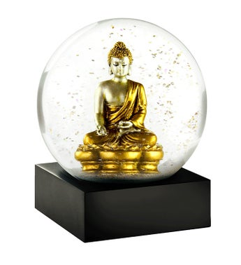 Buddha Snow Globe by CoolSnowGlobe