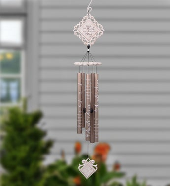 In Angels Arms Wind Chime-35
