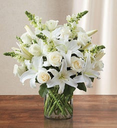 Classic All White Arrangement™