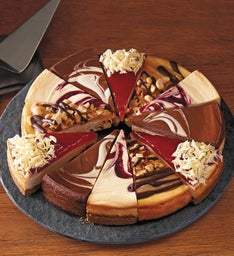 Cheesecake Party Wheel