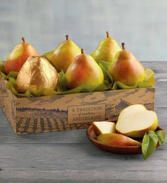 Organic Cream of the Crop Royal Riviera® Pears