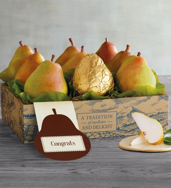 Congratulations Royal Riviera® Pears