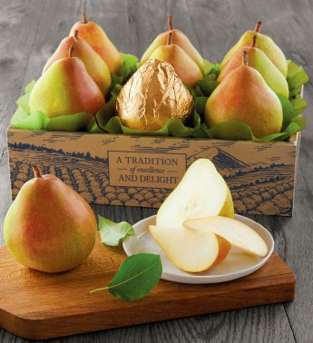 The Favorite174 Royal Riviera174 Organic Pears