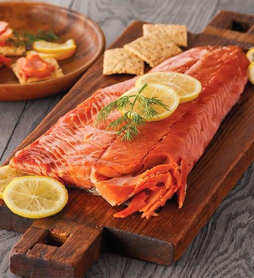 Northwest Smoked Salmon