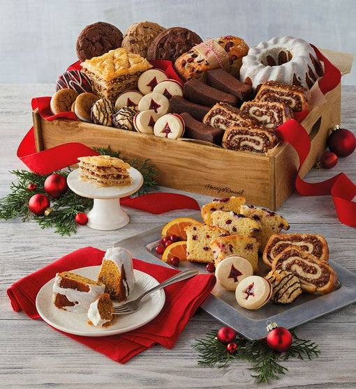 Holiday Bakery Basket