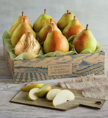 The Favorite174 Royal Riviera174 Pears