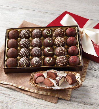 Dark Chocolate-Covered Luxury Collection