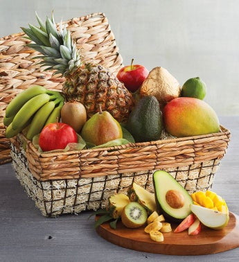Classic Fresh Fruit Basket