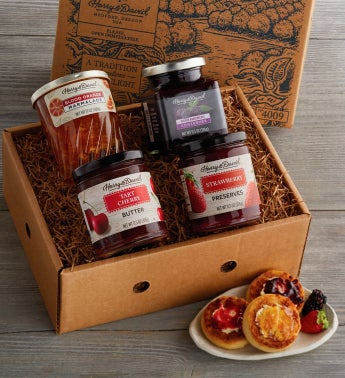 Premium Preserves and Butters Box