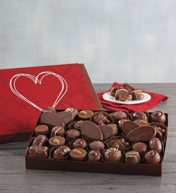 Valentine39s Day Chocolate Box