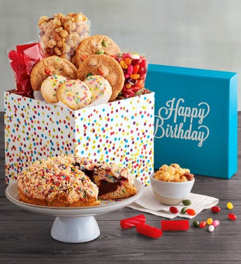Birthday Gift Box