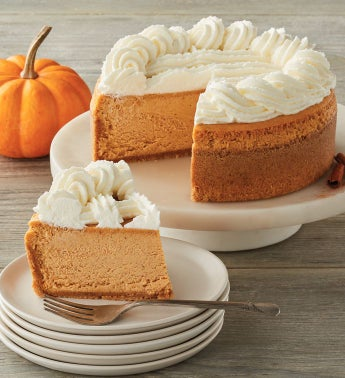 The Cheesecake Factory174 Pumpkin Cheesecake - 734