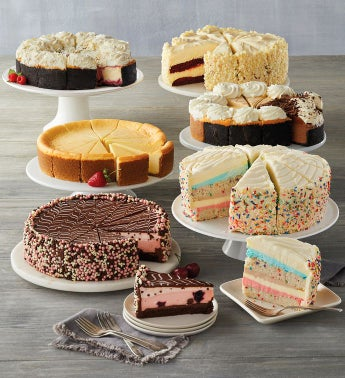 The Cheesecake Factory174 Cheesecake Monthly Gift