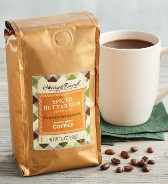 Spiced Butter Rum Coffee