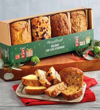 Holiday Loaf Cakes