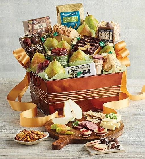 Grand Favorites Gift Basket
