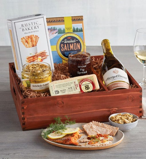 Chardonnay Pairing Box