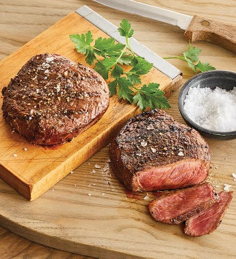 Filet of Top Sirloin 8211 Two 6-Ounce USDA Choice