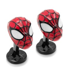 3D Spiderman Cufflinks