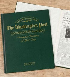 Washington Post Commemorative Edition Book