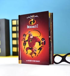 Personalized Disney Incredibles 2 Storybook