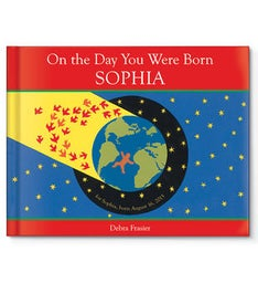On The Day You Were Born Personalized Storybook