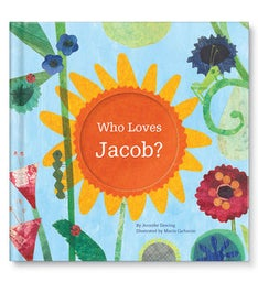 Who Loves Me Personalized Storybook