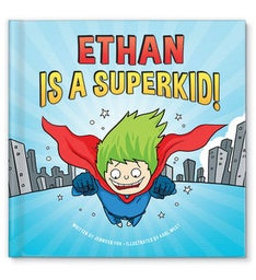 Im a Super Kid Personalized Storybook