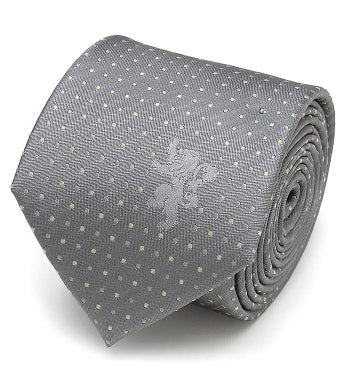 Lannister Lion Sigil Men's Tie
