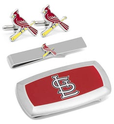 St Louis Cardinals 3-Piece Cushion Gift Set