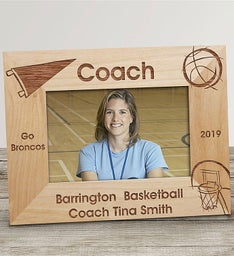 Personalized Coach Frame